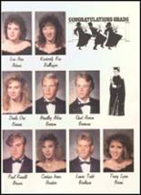 1989 Clyde High School Yearbook Page 20 & 21