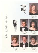 1989 Clyde High School Yearbook Page 22 & 23