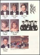 1989 Clyde High School Yearbook Page 24 & 25