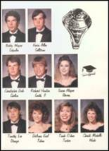 1989 Clyde High School Yearbook Page 26 & 27