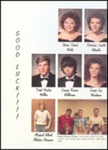 1989 Clyde High School Yearbook Page 28 & 29