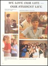 1989 Clyde High School Yearbook Page 42 & 43