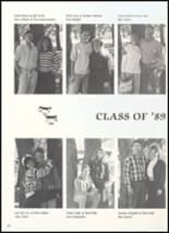 1989 Clyde High School Yearbook Page 48 & 49