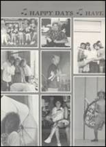 1989 Clyde High School Yearbook Page 50 & 51
