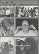 1989 Clyde High School Yearbook Page 52 & 53