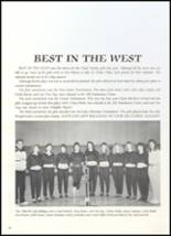 1989 Clyde High School Yearbook Page 68 & 69