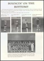 1989 Clyde High School Yearbook Page 70 & 71