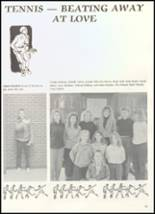 1989 Clyde High School Yearbook Page 72 & 73