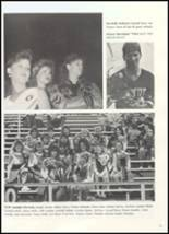 1989 Clyde High School Yearbook Page 82 & 83