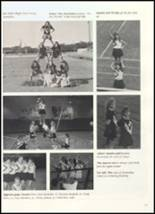 1989 Clyde High School Yearbook Page 84 & 85