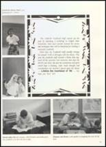 1989 Clyde High School Yearbook Page 86 & 87