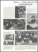 1989 Clyde High School Yearbook Page 94 & 95