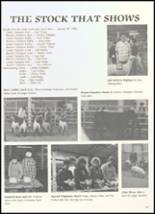 1989 Clyde High School Yearbook Page 98 & 99