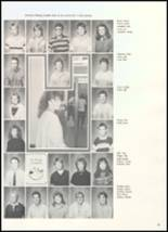 1989 Clyde High School Yearbook Page 102 & 103