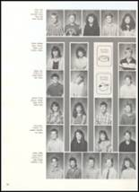 1989 Clyde High School Yearbook Page 104 & 105