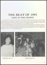 1989 Clyde High School Yearbook Page 106 & 107