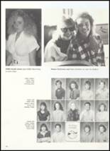 1989 Clyde High School Yearbook Page 108 & 109