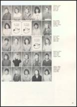 1989 Clyde High School Yearbook Page 110 & 111