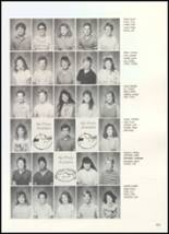 1989 Clyde High School Yearbook Page 112 & 113