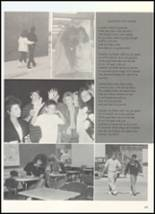 1989 Clyde High School Yearbook Page 116 & 117