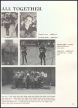 1989 Clyde High School Yearbook Page 122 & 123