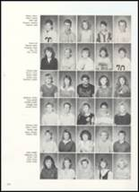 1989 Clyde High School Yearbook Page 126 & 127