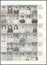 1989 Clyde High School Yearbook Page 128 & 129