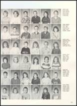1989 Clyde High School Yearbook Page 132 & 133