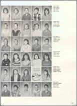 1989 Clyde High School Yearbook Page 134 & 135