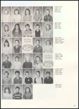 1989 Clyde High School Yearbook Page 136 & 137