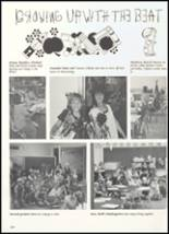1989 Clyde High School Yearbook Page 140 & 141