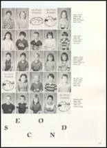 1989 Clyde High School Yearbook Page 164 & 165