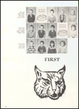 1989 Clyde High School Yearbook Page 166 & 167