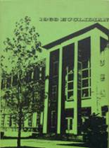 1968 Yearbook Euclid High School
