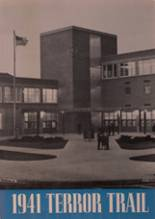 1941 Yearbook Colorado Springs High School