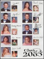 2005 Tupelo High School Yearbook Page 20 & 21