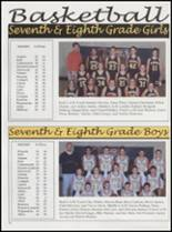 2005 Tupelo High School Yearbook Page 32 & 33