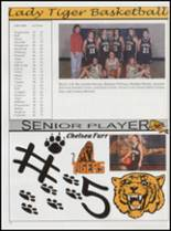 2005 Tupelo High School Yearbook Page 34 & 35