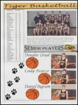 2005 Tupelo High School Yearbook Page 36 & 37