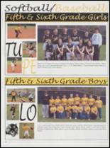 2005 Tupelo High School Yearbook Page 38 & 39