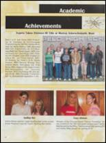 2005 Tupelo High School Yearbook Page 72 & 73