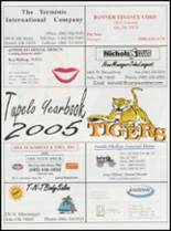 2005 Tupelo High School Yearbook Page 86 & 87