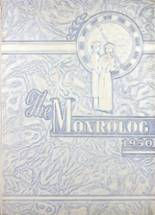 1950 Yearbook Monroe High School