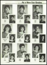 1985 Miles High School Yearbook Page 16 & 17