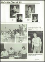 1985 Miles High School Yearbook Page 18 & 19