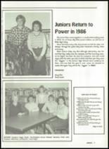 1985 Miles High School Yearbook Page 20 & 21