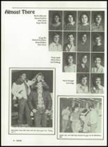 1985 Miles High School Yearbook Page 22 & 23