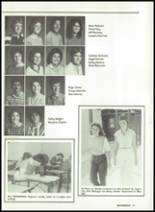 1985 Miles High School Yearbook Page 24 & 25