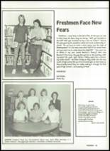 1985 Miles High School Yearbook Page 26 & 27