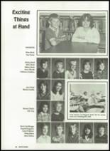 1985 Miles High School Yearbook Page 30 & 31